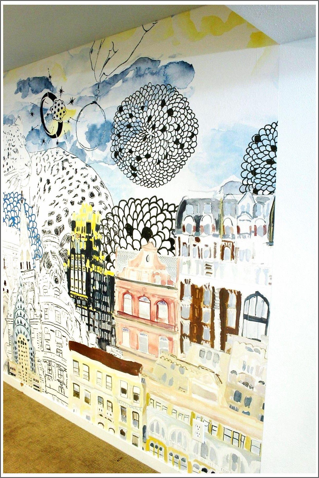 Come Decorare Una Parete come decorare una grande parete con stile | decorazioni