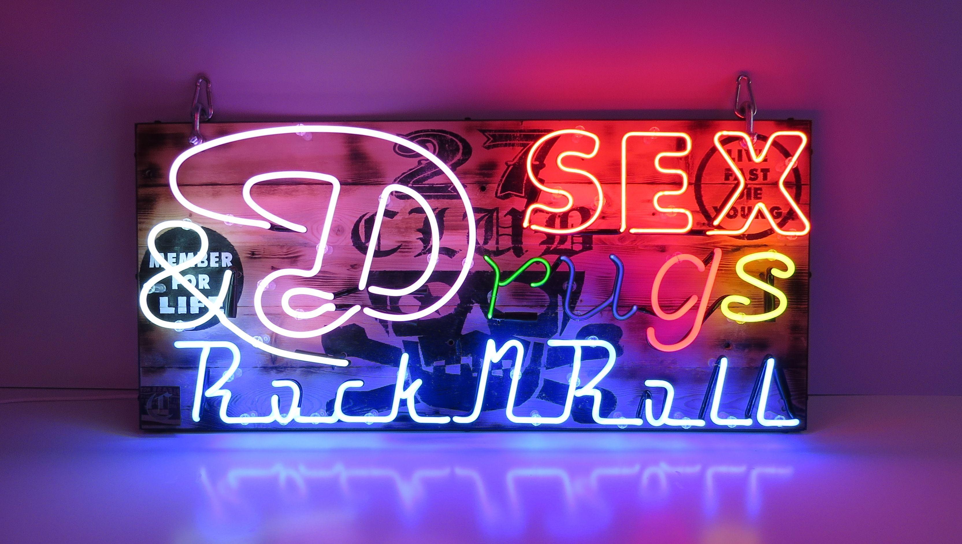 Porn neon signs