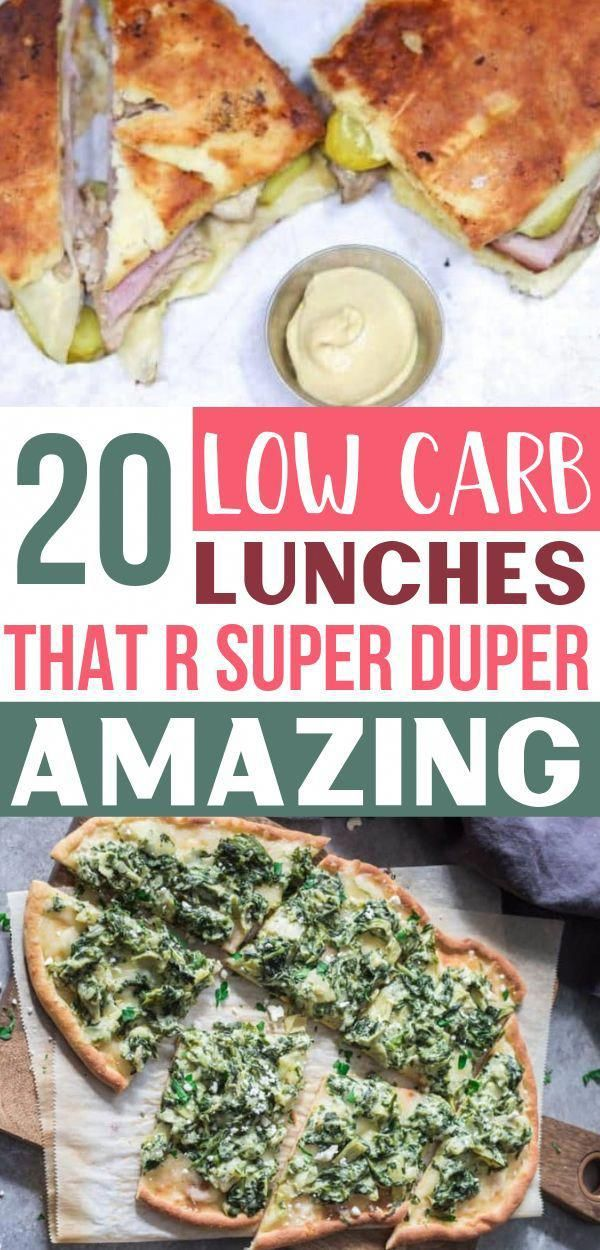 These low carb lunches are so EASY!!! Im trying some of these healthy lunch recipes this week on m