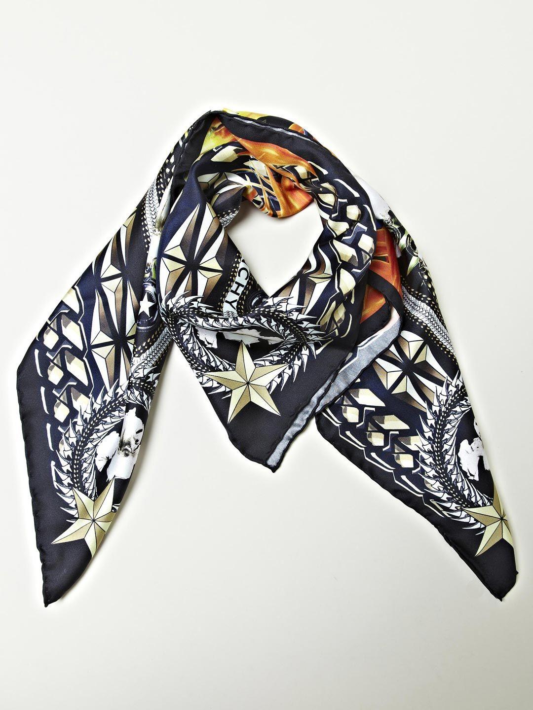 Star braid scarf