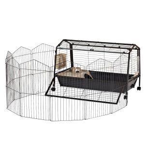 Null Rabbit Habitat Indoor Rabbit Rabbit Cages