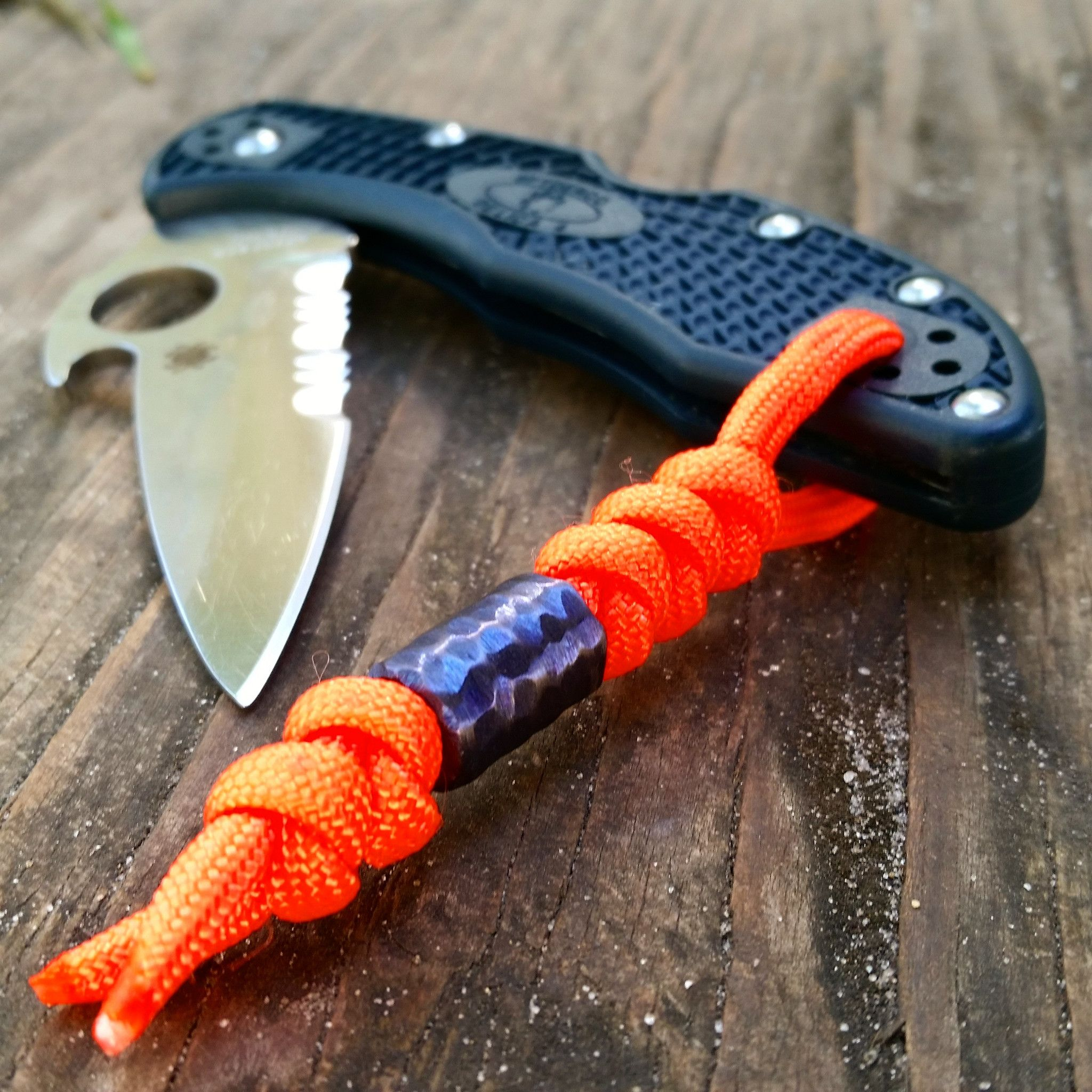 These Titanium Beads Can Be Used To Compliment Any Lanyard