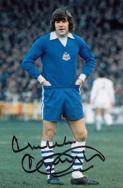 Malcolm MacDonald Newcastle United 1974