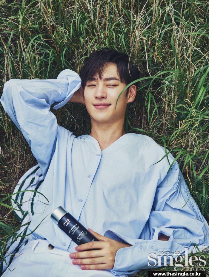 Pin Em Lee Je Hoon