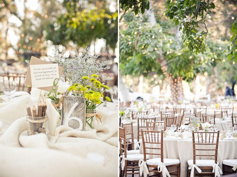 Natural Chiavara Chairs White Linen And Wild Flowers Ava Tom Walnut Grove Wedding Moorpark Ca By Marianne Wilson Photography