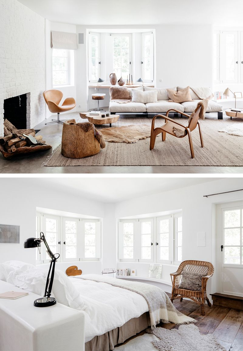 A Home In Belgium How To Create A Natural Style Interior The