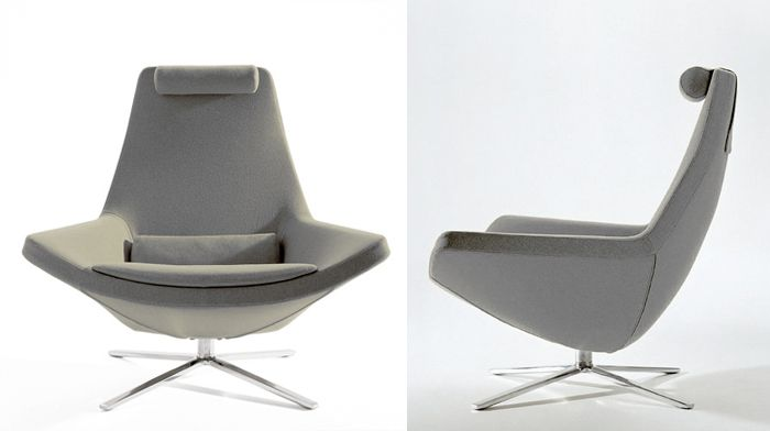 Modern Lounge Chairs For Living Room swivel lounge chair selection | cottagie | pinterest | lounge