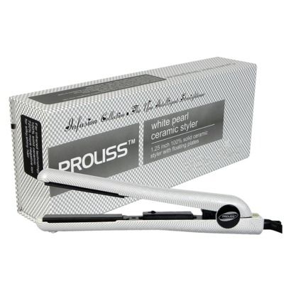 """Proliss Infusion 1.25"""" Ceramic Flat Iron - Assorted Colors"""