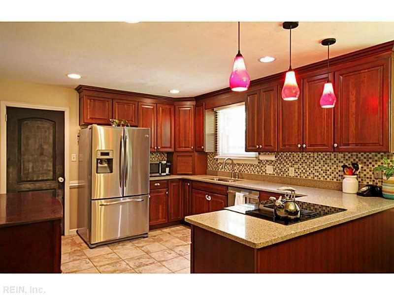 Photo of 2808 LAMBERT TRL, CHESAPEAKE, VA 23323, | Kitchen ...
