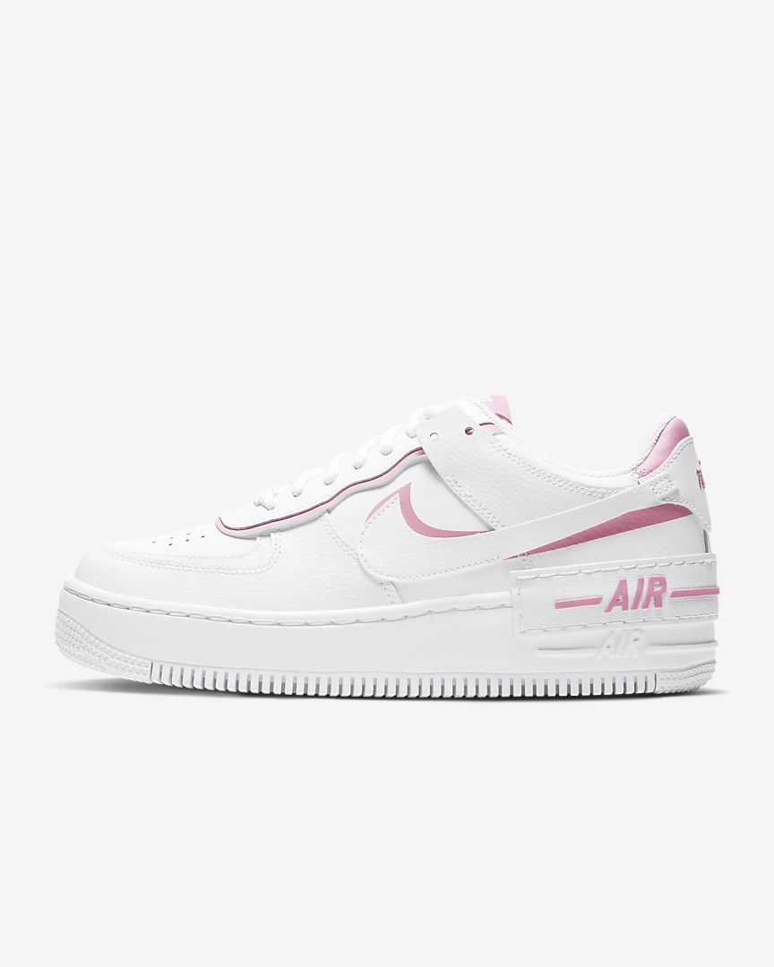 Air Force 1 Shadow Women's Shoe in 2020 | Nike air shoes ...