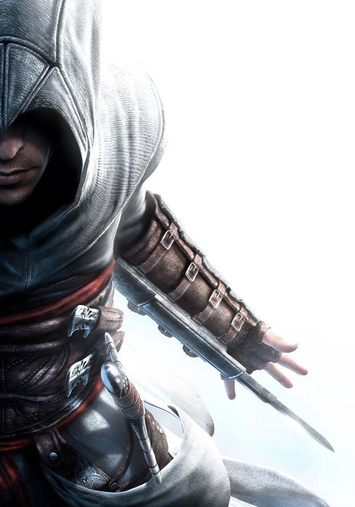 Assassin S Creed Altair Ibn La Ahad Assassins Creed Assassin S Creed Wallpaper Assassins Creed Game