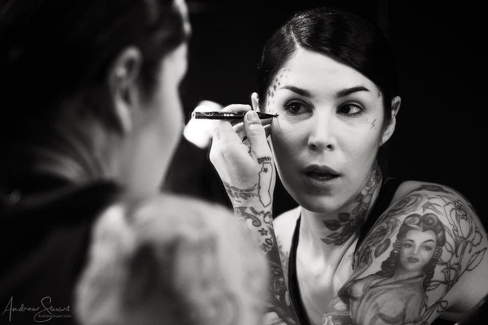 Kat von d 2019 inked girls girl tattoos kat von d