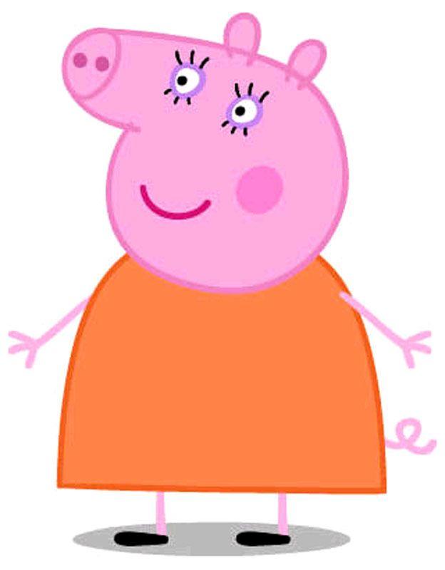 Resultado De Imagen De Moldes De Peppa Pig Y Sus Amigos Para Imprimir Festa Infantil Peppa Pig Festa Infantil Peppa Festa Peppa Pig