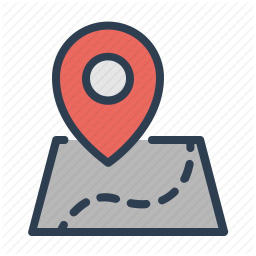 Location Map Path Pin Route Icon Download On Iconfinder Map Logo Icon Set Design Location Icon