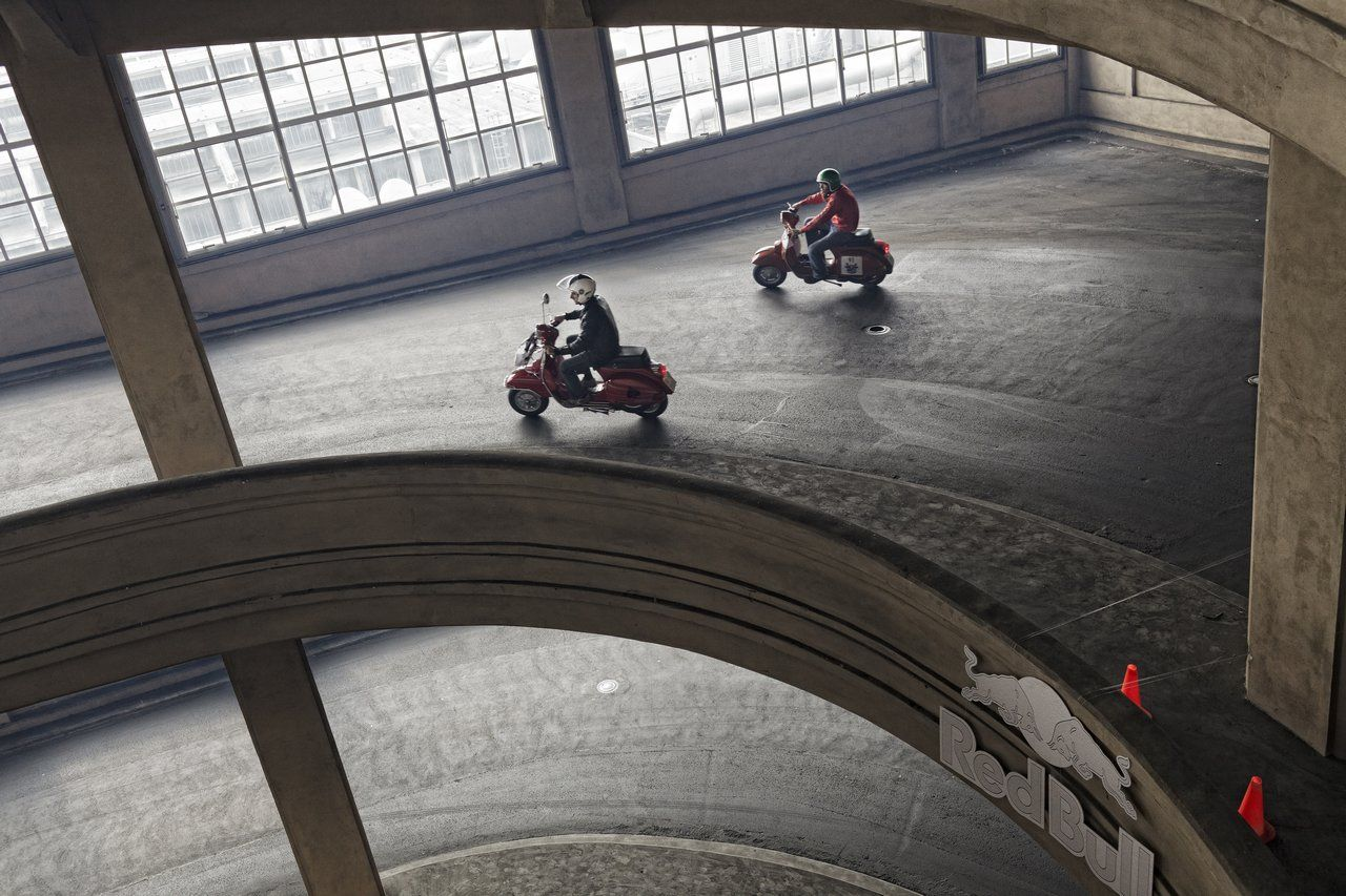 Vespa Racing - Fiat Factory