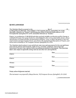 Last Will Form Living Trust Document Ez Estate Planner Living Trust Estate Planning Quitclaim Deed