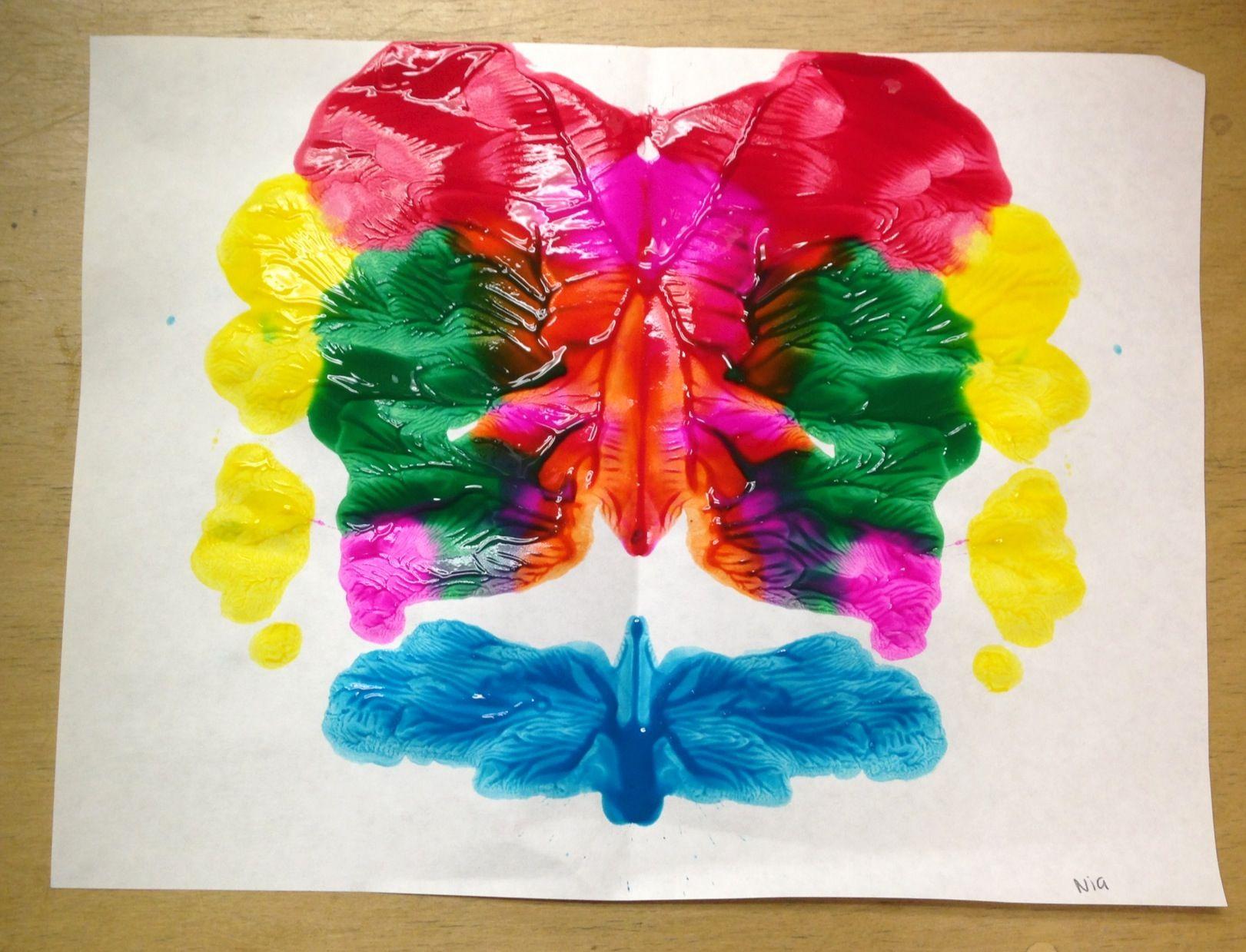 Abstract Prints In Preschool 2