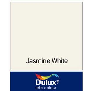 Dulux Silk Emulsion Paint Jasmine White 2 5l From Homebase Co Uk
