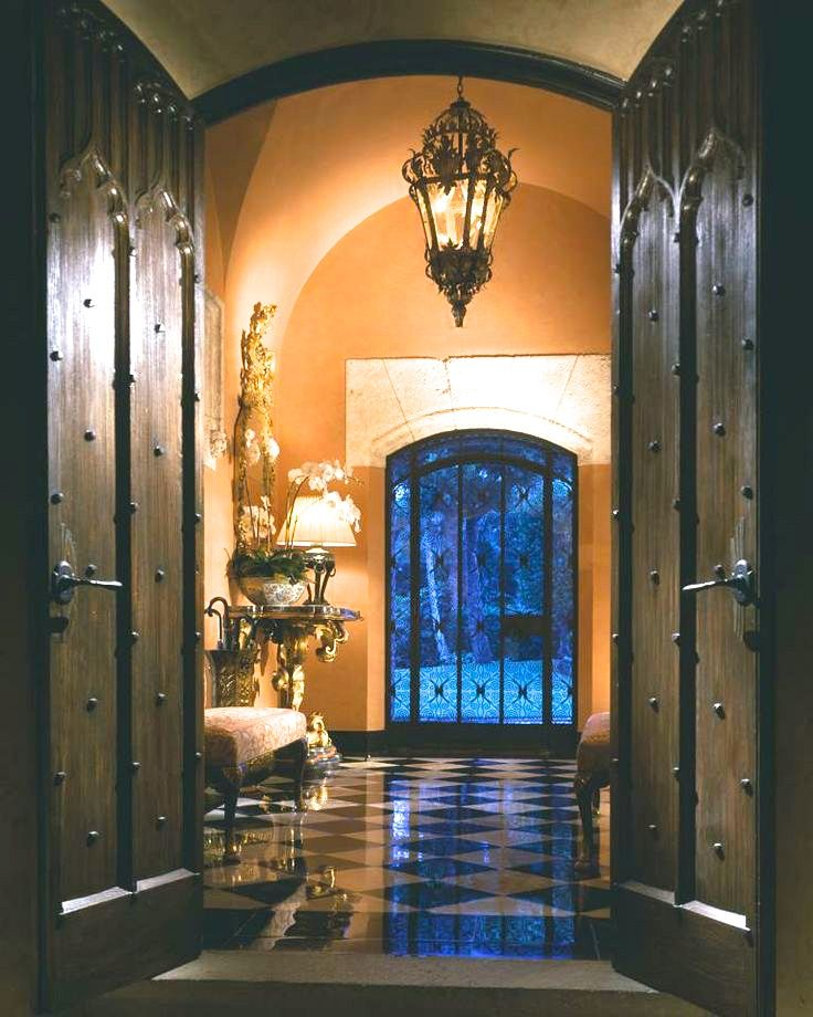 Rustic Spanish Lighting | Indeed Decor