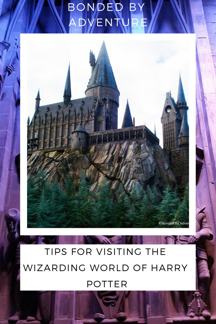 Top Tips For The Wizarding World Of Harry Potter Universal Orlando Resort Orlando Resorts Universal Orlando Resort Wizarding World Of Harry Potter
