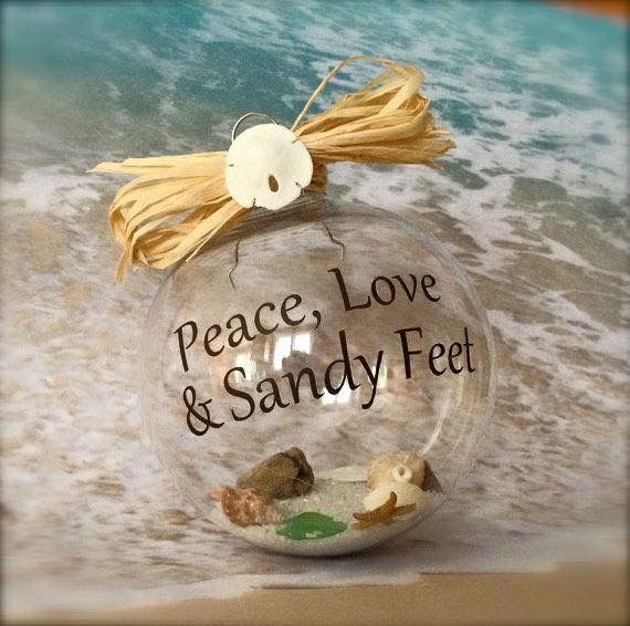 Peace, Love & Sandy Feet <3