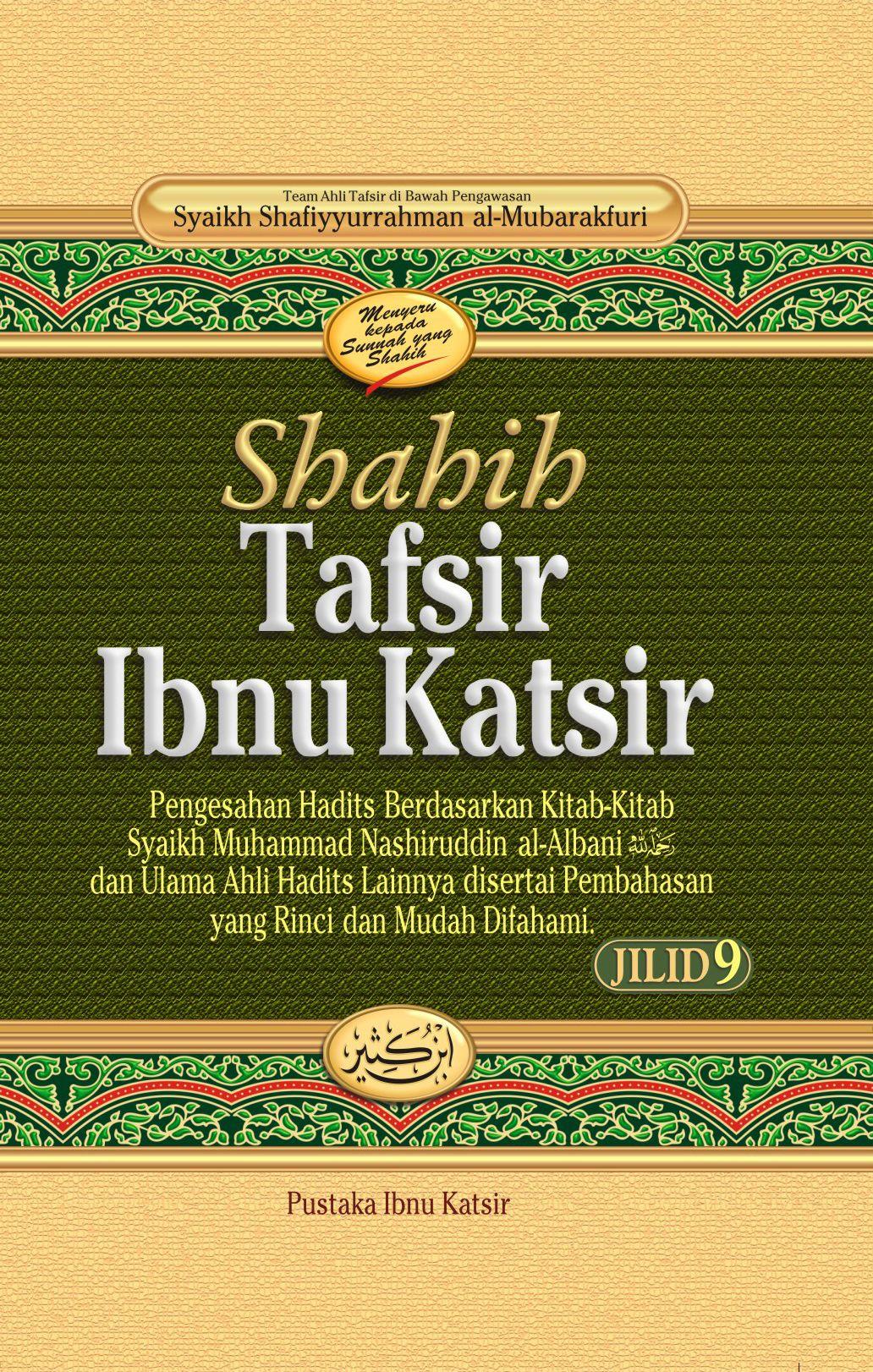 Tafsir Ibnu Katsir Indonesia Pdf