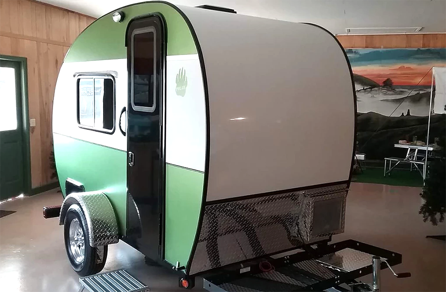 Campers Under 1500 Lbs >> 5 Lightweight Standy Trailers Under 1,500 Lbs   Kindred