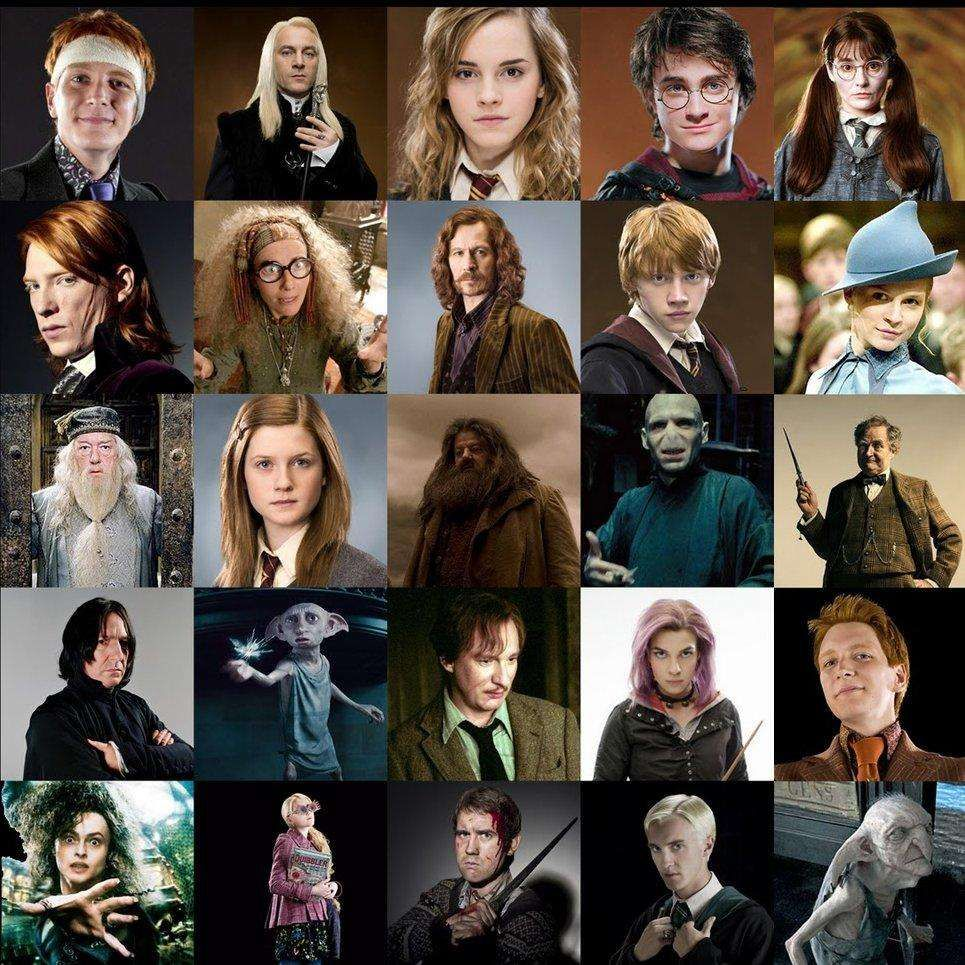 The Greatest Harry Potter Characters Ranked Harry Potter Characters Harry Potter Quiz Harry Potter Pictures
