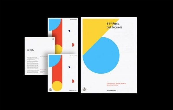 Communication design and branding by studio empatía for Ciudad de juguetes.