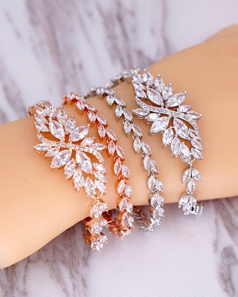 47+ Rose gold bridal jewelry set info