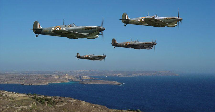 Malta Patrol by ~N0T3R