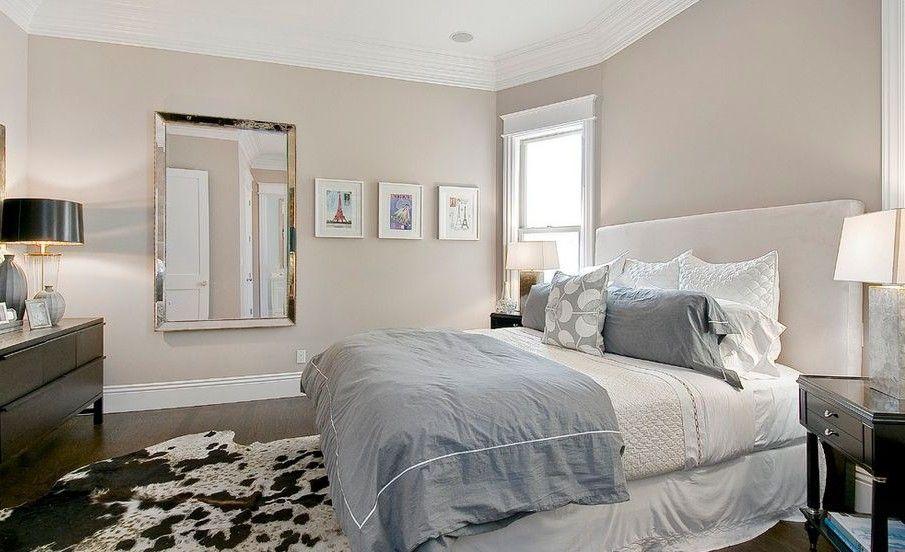 Bedroom Grey Cream Neutral Bedroom Color Combinations