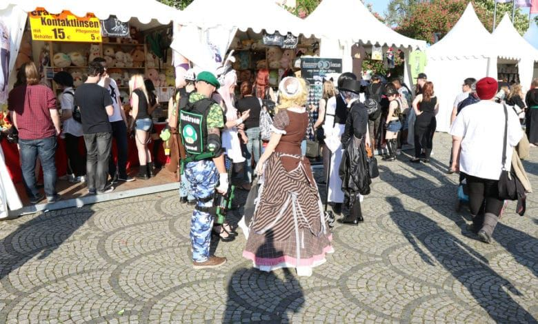 Fotostrecke: Hanami Ludwigshafen - CityGuide in 2020