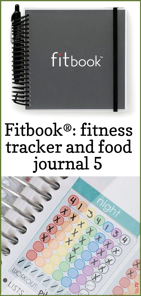 Fitbook  fitness tracker and food journal 5 Fitbook  fitness tracker and food journal 5 Wesley Brock...