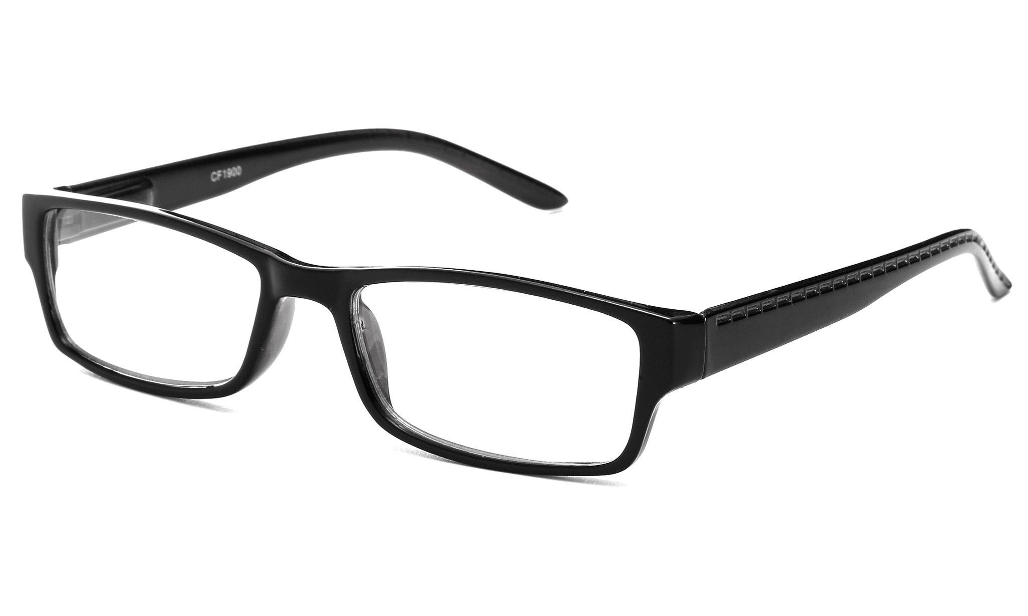 f4f5f84736 IG Unisex Translucent Simple Design No Logo Clear Lens Glasses in Black    Click image for more details.Note It is affiliate link to Am…