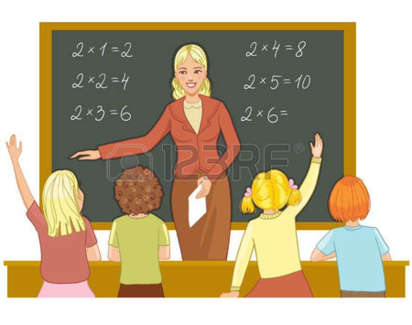 Stock Photo | Учитель, Иллюстрации и Дети