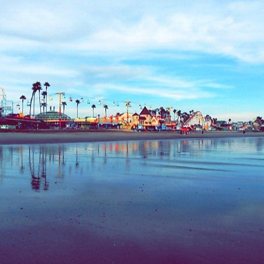 Santa Cruz CA:  by mhalluin