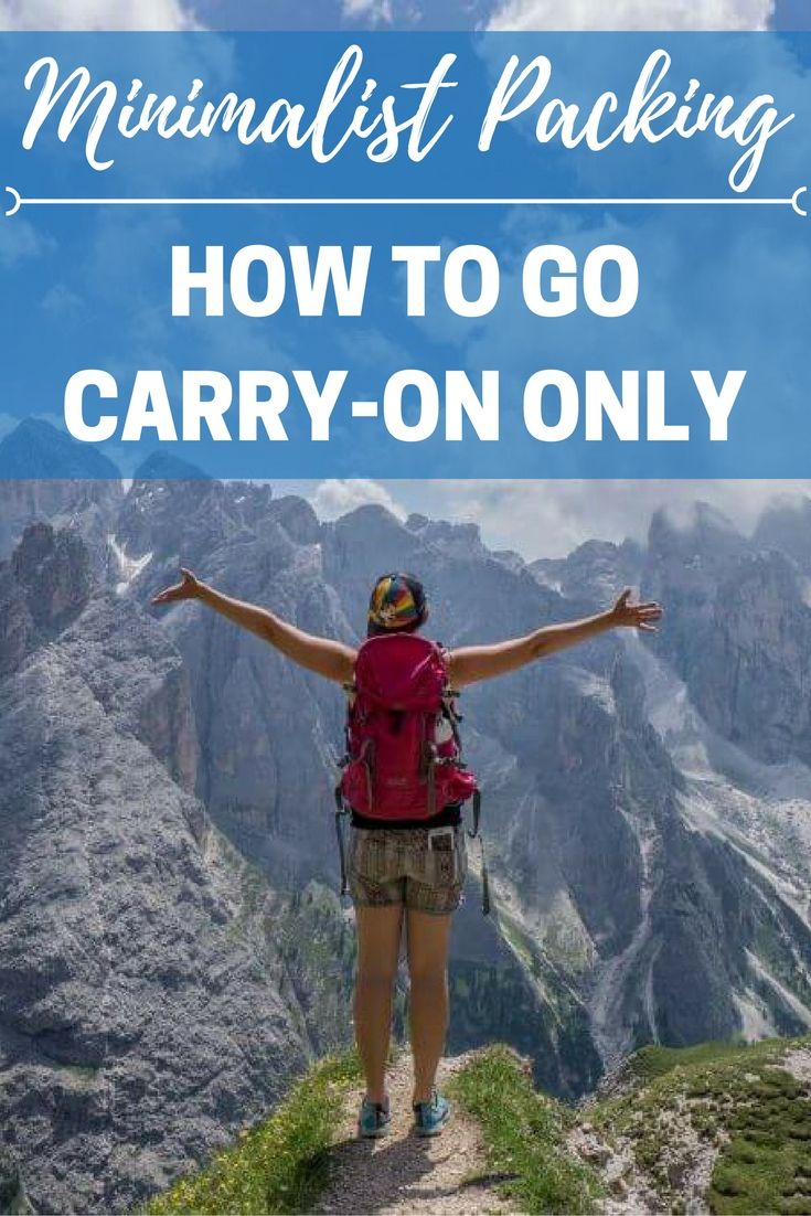 After traveling around the world solo for over 5 years, I've mastered the art of minimalist packing. Learn how to go carry-on only for your travels   Minimalist packing tips   travel packing list for solo female travelers   travel packing tips and hacks   Be My Travel muse