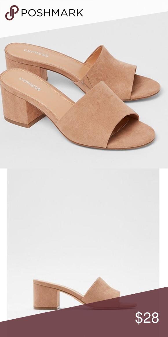 Low heel mule sandals | Heeled mules
