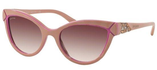 f97073a601ba2 Bulgari sunglasses in pink. Salice DIVA DIVINA BV 8156B