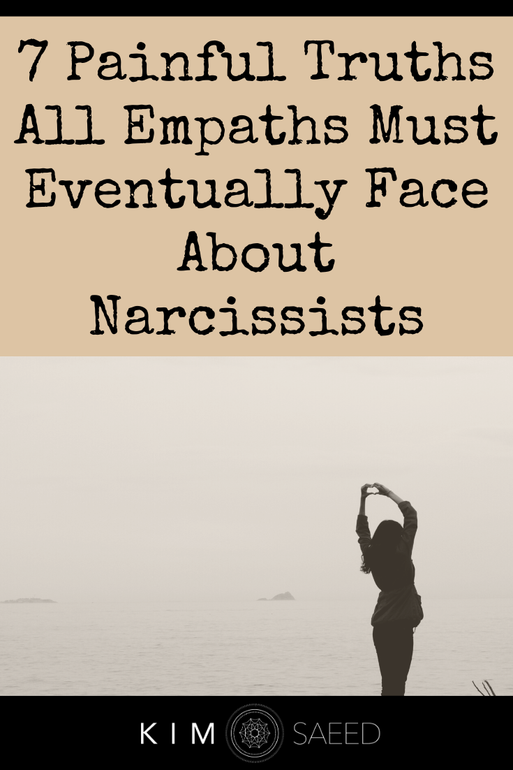 Home - Kim Saeed: Narcissistic Abuse Recovery Program