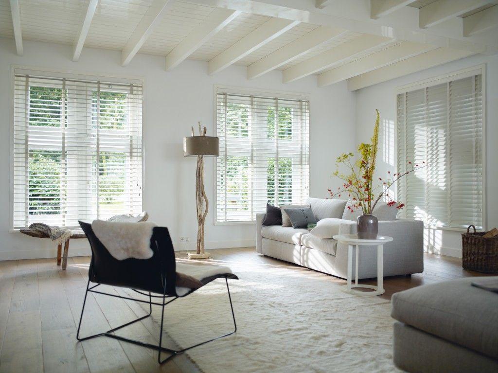 houten jaloezieen - google zoeken | interieur- woonkamer, Deco ideeën