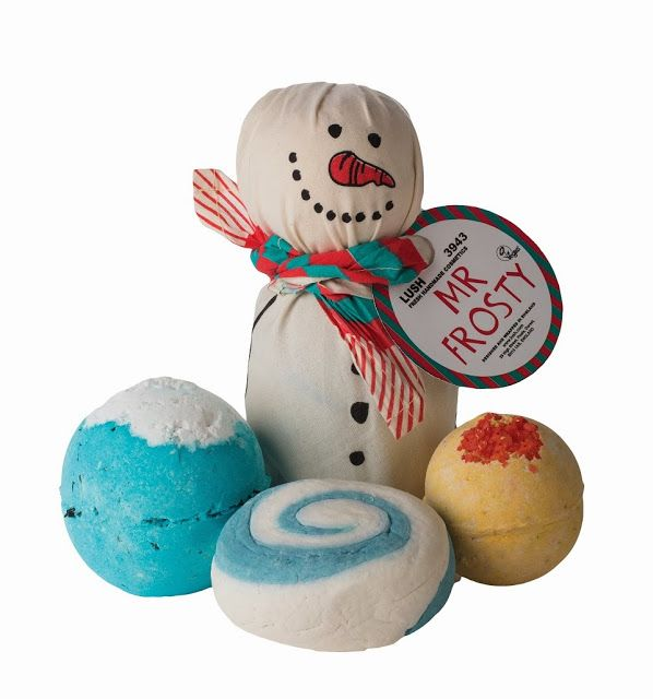 JUSTiBeauty Blog: #Lush: Christmas 2013 Geschenksets & Produkte