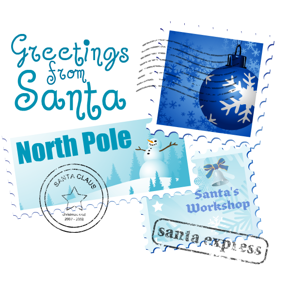 Make Your Own Free Personalized North Pole Santa Letters