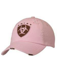 Gorra Ariat Pink. Encuentra este Pin y muchos más en Gorras ... ba10f9171a5