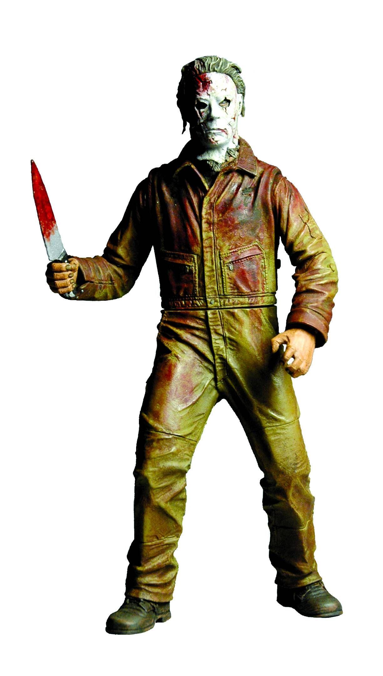 Cinema of fear halloween 2 michael myers action figure