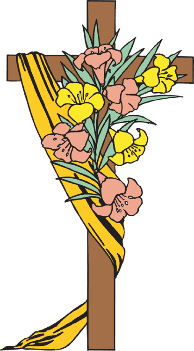 Easter Flowers Clip Art Free