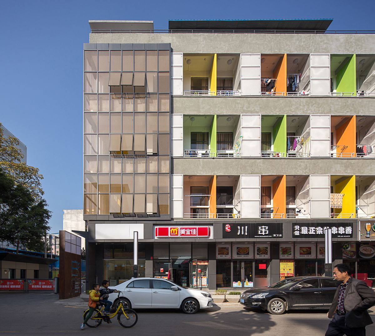 Tangxia Vanke Port-Apartment / PBA Architects + Tumushi