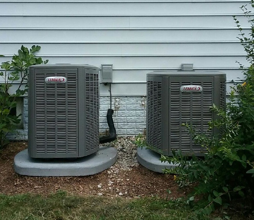 Replacing your air conditioners air filter every 30 days