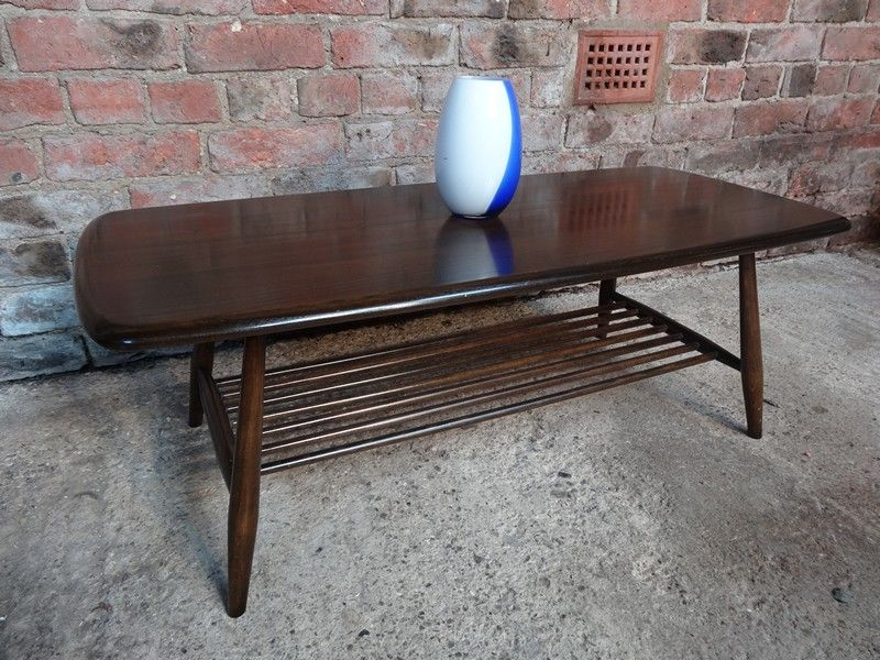 ercol coffee table vintage gallery table furniture design ideas